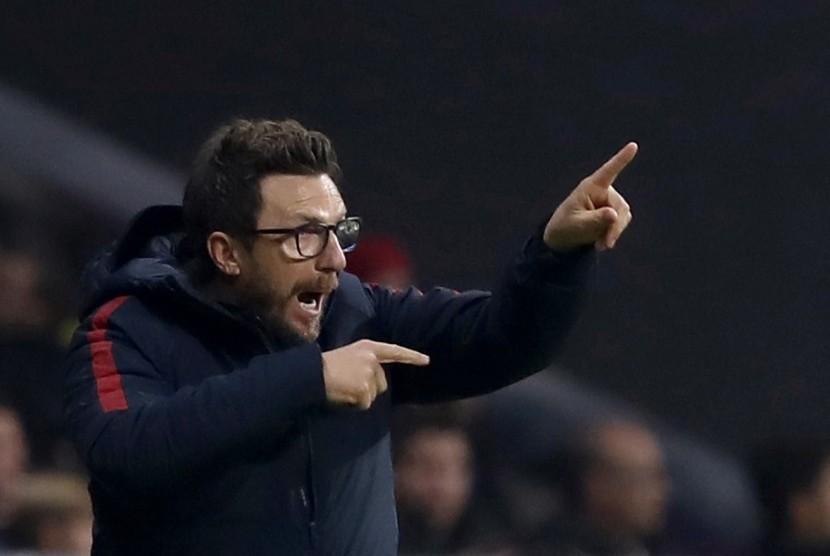 Pelatih Roma: Jangan Terhanyut Euforia Liga Champions
