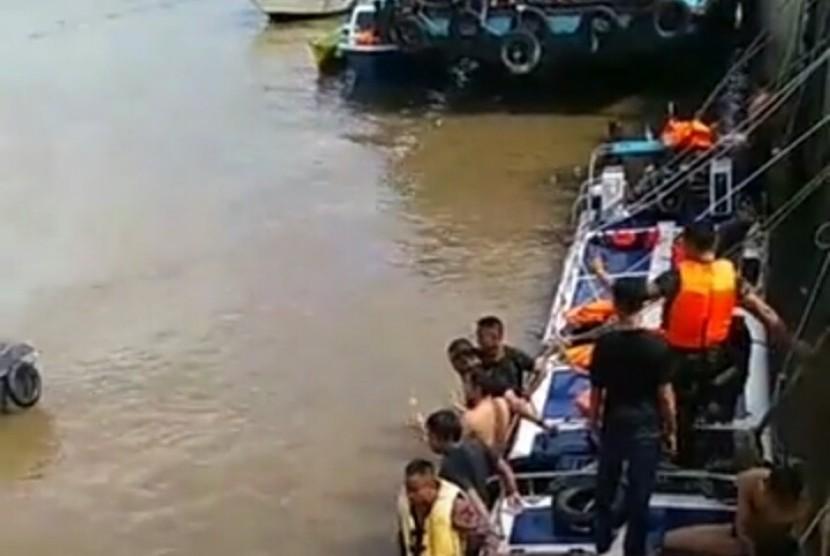 Korban Tewas Kapal Anugerah di Tanjung Selor dari 3 Kota