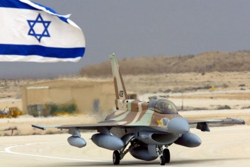 F 16 milik Israel