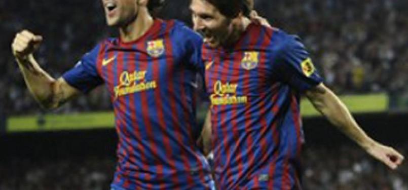 Fabregas-Messi