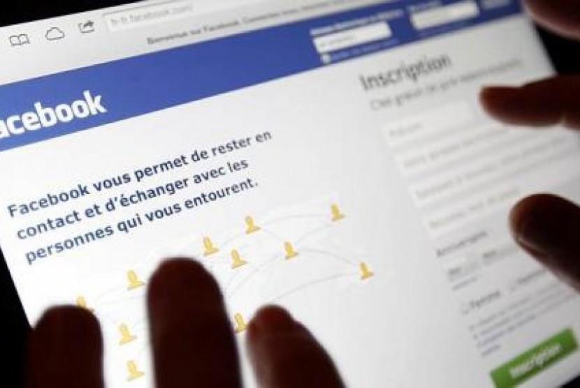 Facebook Hapus Konten Radikalisme