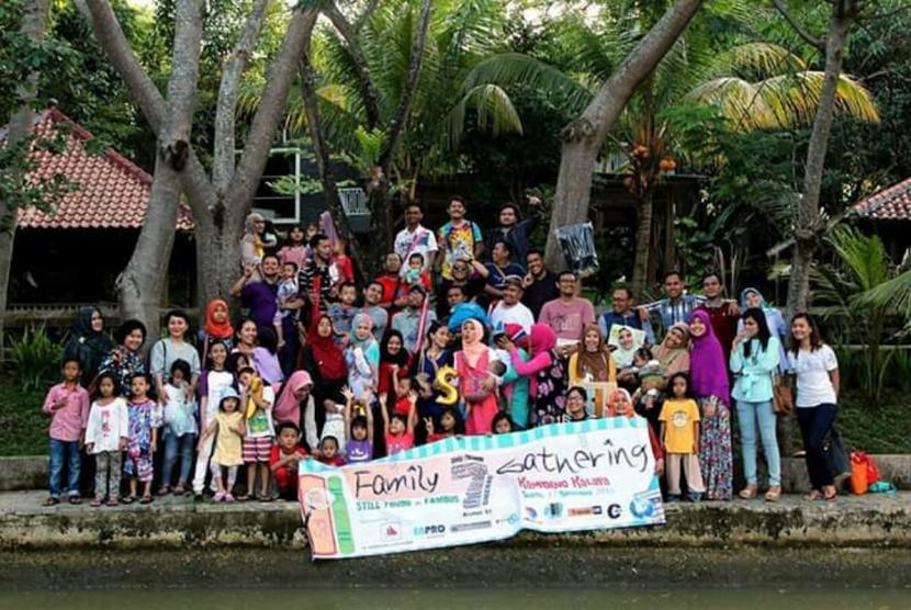 Family Gathering Alumni Angkatan 2001 SMU Negeri 7 Tangerang