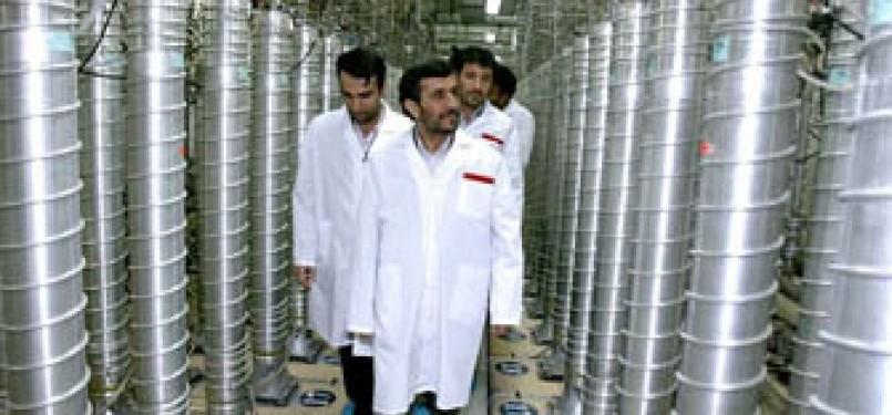 fasilitas nuklir Iran