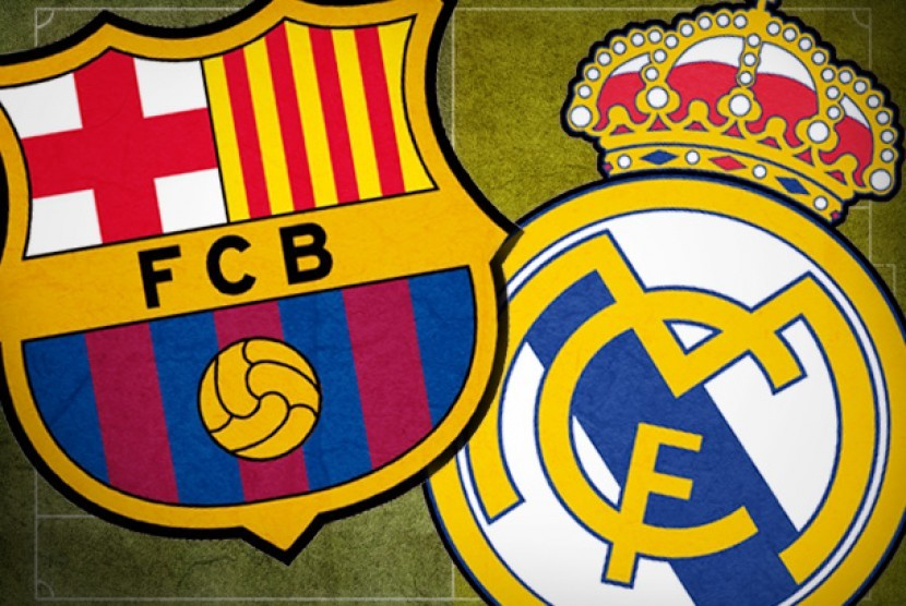FC Barcelona dan Real Madrid