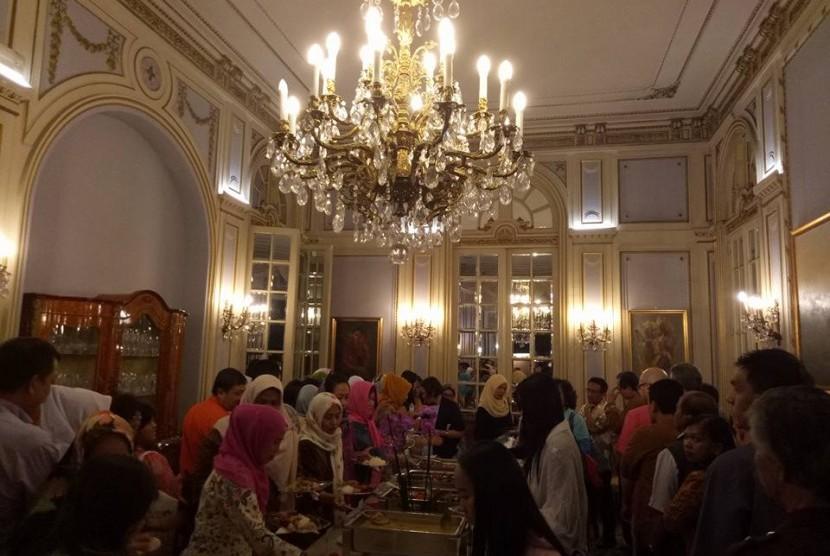 Permalink to Shalawat Badar di Festival Budaya Italia