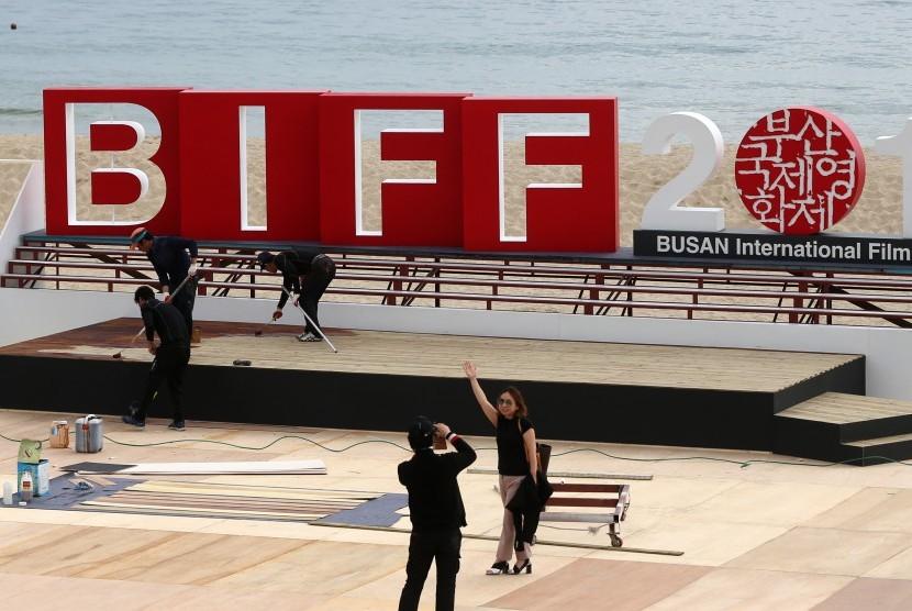 Festival Film Internasional Busan.