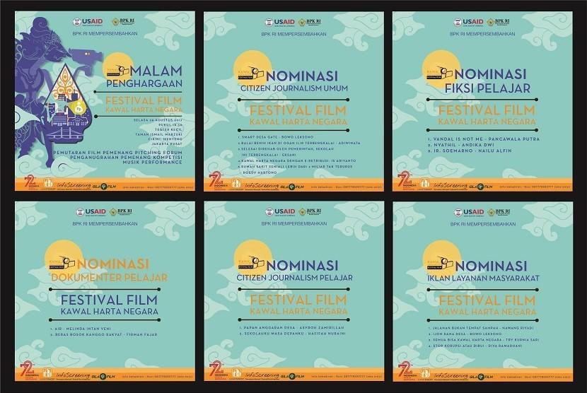 Festival Film Kawal Harta Negara (FFKHN) 2017