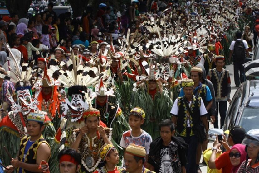 Festival Mahakam Masuk Top 100 Event Indonesia