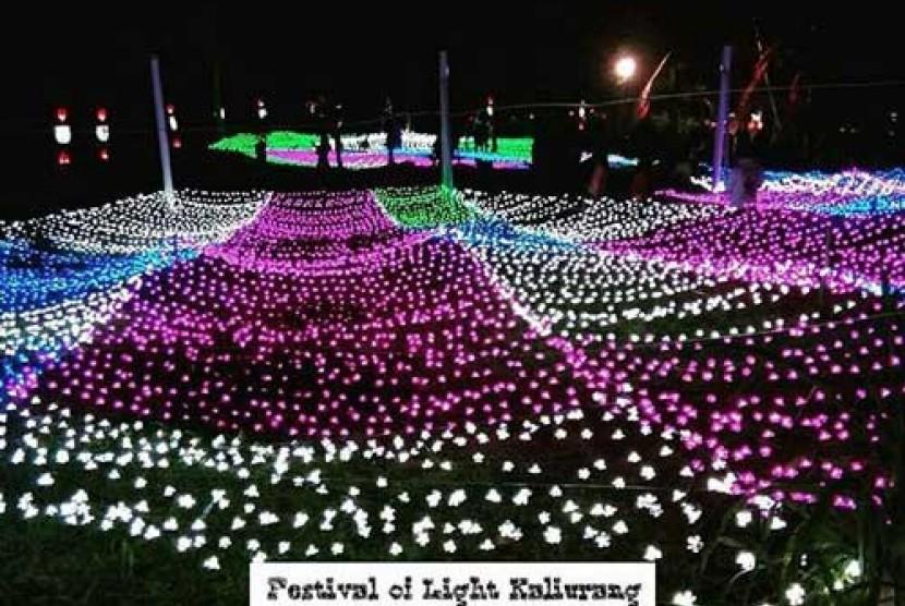 Festival of Light Kaliurang.