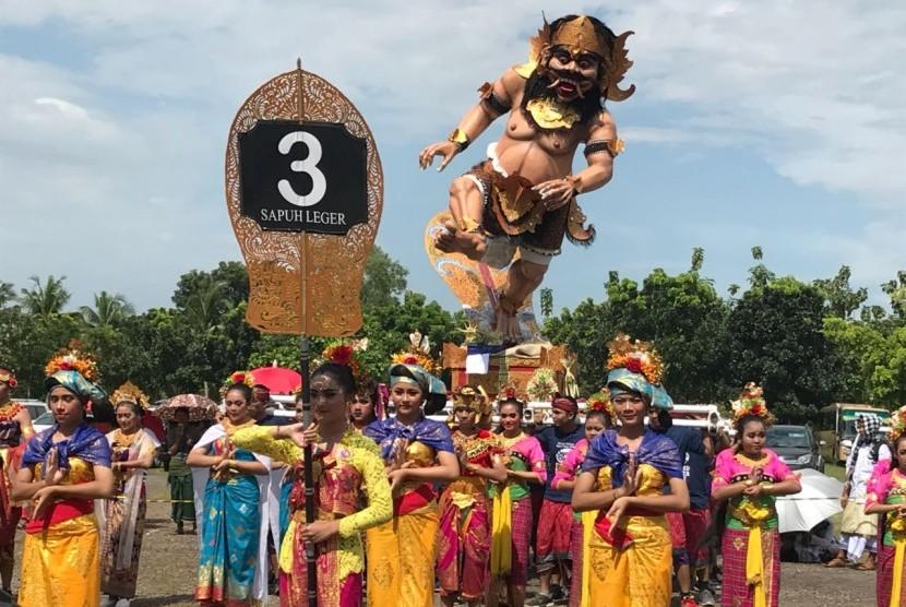 Festival Ogoh-Ogoh untuk pertama kalinya akan digelar di Ancol Taman Impian, Jakarta, Ahad (18/3) mulai pukul 14:00 WIB hingga selesai. Festival nantinya dilaksanakan di sepanjang Pantai Lagoon Ancol.