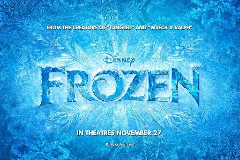 Film animasi Disney, Frozen