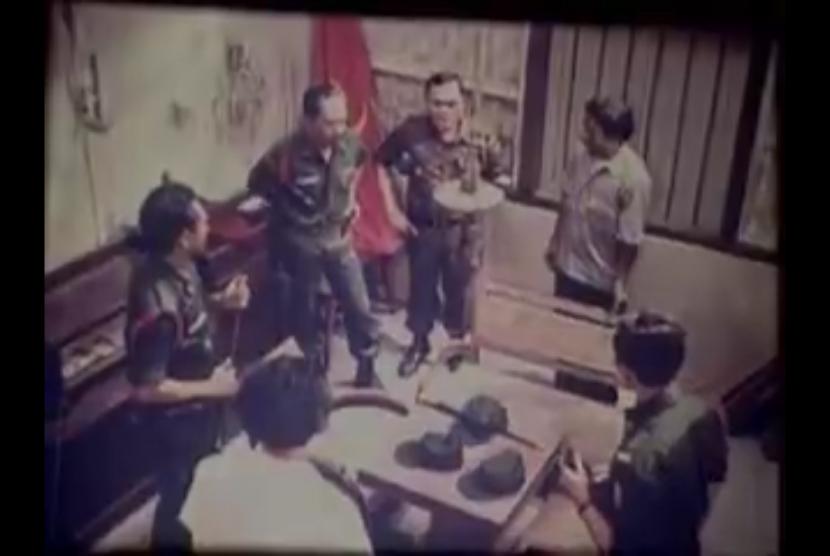 Adu Argumen Putra Aidit dan Istri Sutrada Film G30 S/PKI