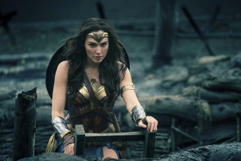 Film Wonder Woman.