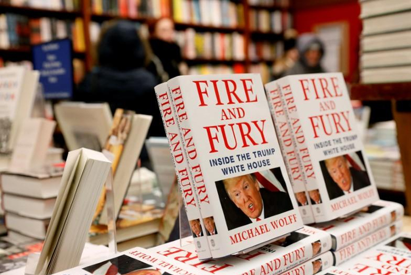 Permalink to Fire and Fury akan Dibuat Serial Televisi