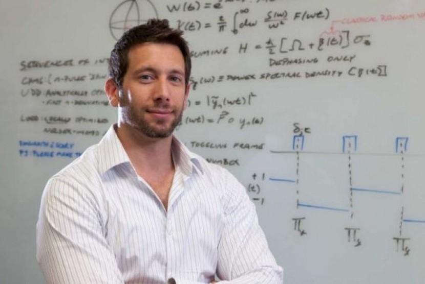 Fisikawan eksperimental, Michael Biercuk, mengatakan, tak ada warga Australia dalam jumlah cukup yang bekerja di bidangnya.