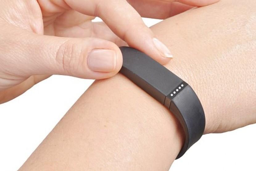Fitbit. Ilustrasi