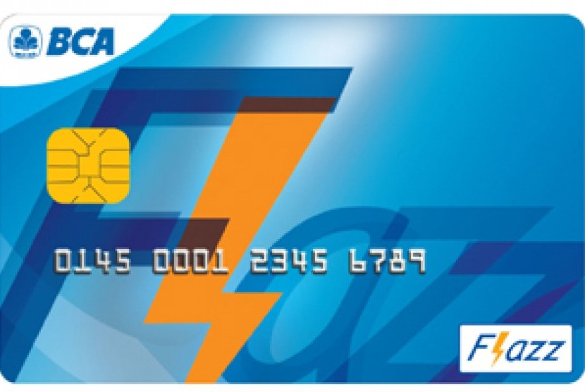 Flazz Card BCA