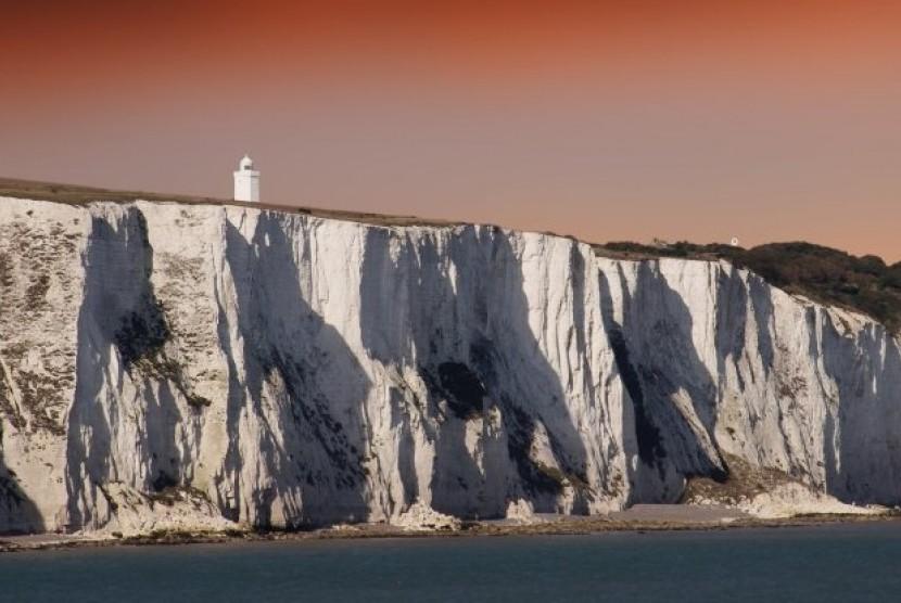 Fosil Debu Kosmos yang Ditemukan di Dover