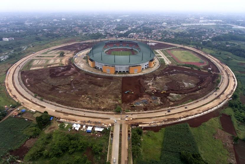 (PIC:AFF Berikan Catatan untuk Stadion Pakansari)