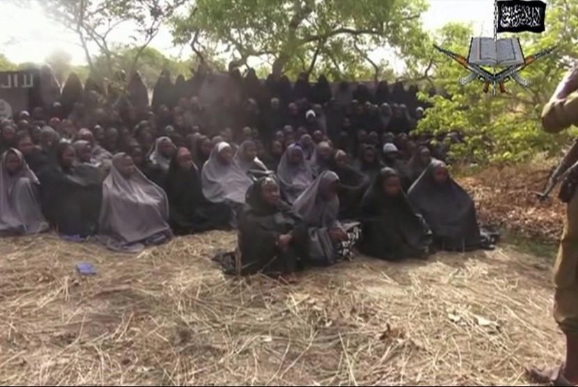 Boko Haram Siarkan Video Gadis Chibok