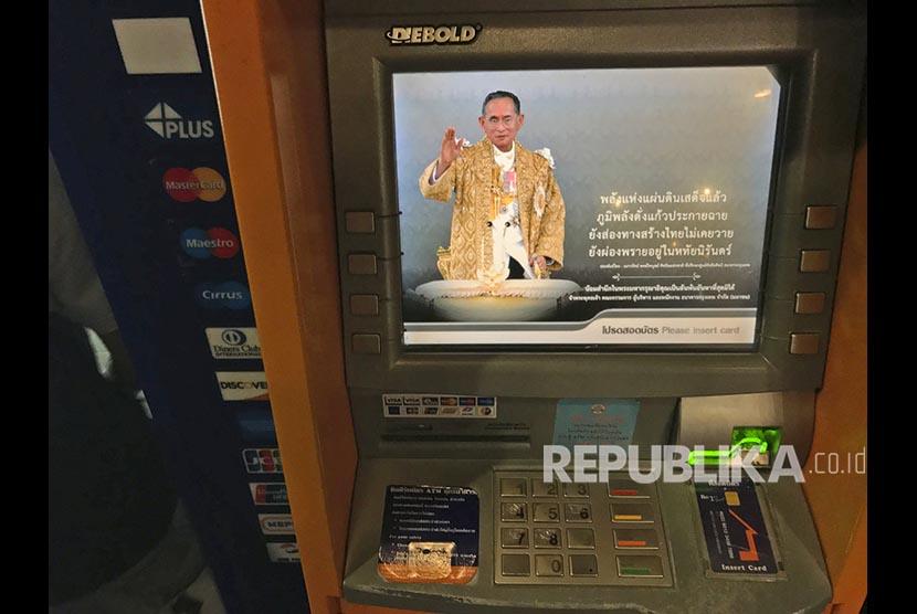 Raja Thailand Perintahkan Gelar Pesta untuk Hormati Bhumibol