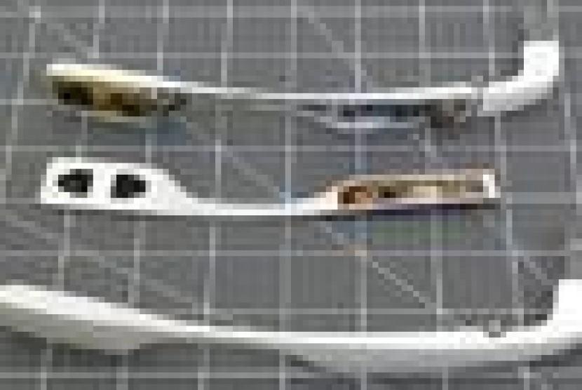 foto yang diduga Google Glass 2.0