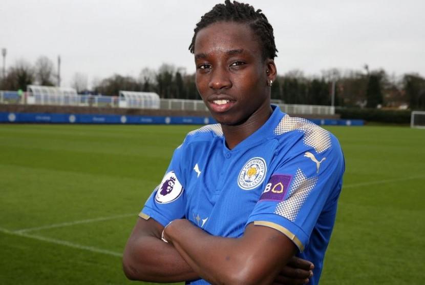 Leicester Datangkan Penyerang Muda Mali