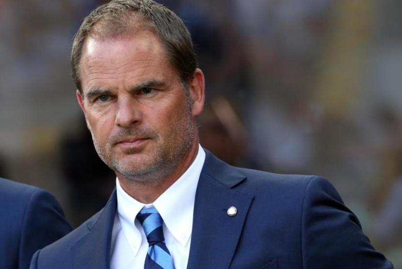 De Boer tidak akan Bergabung dengan Leicester City