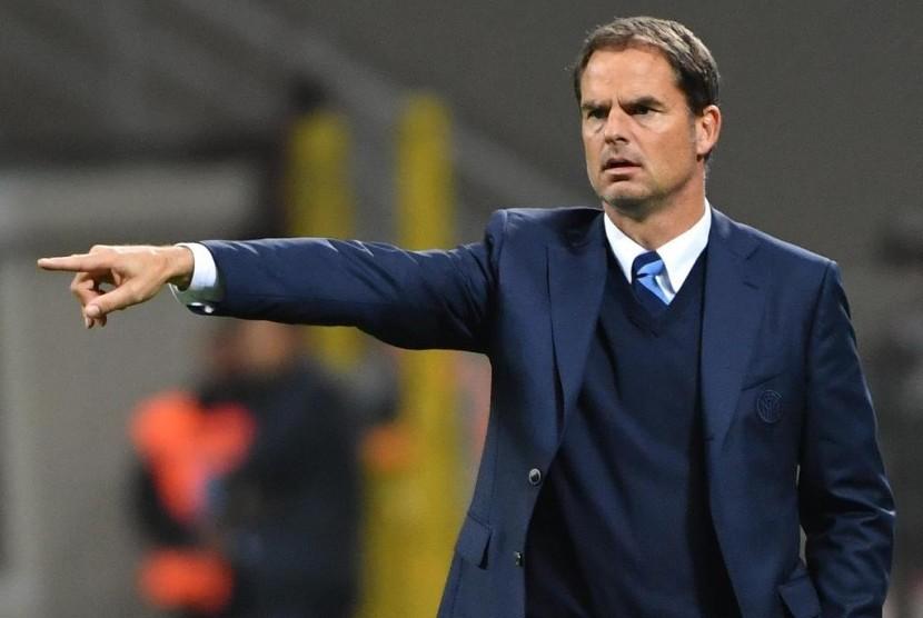 De Boer Lega Inter Akhirnya Menang