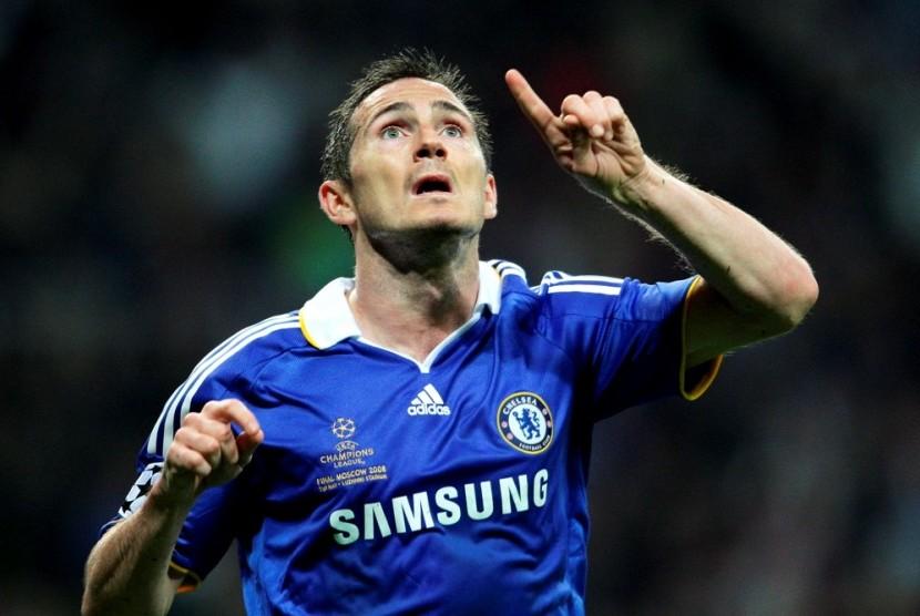 Lampard Antusias dengan Klub Inggris di Liga Champions