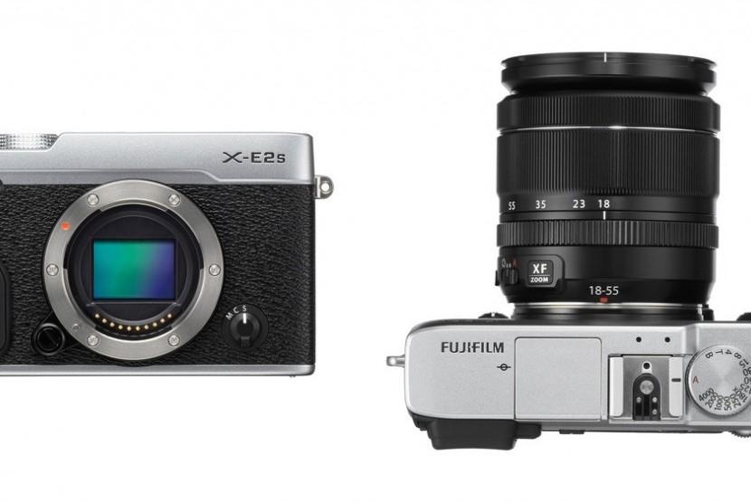 FujiFilm X-E2s dan X70