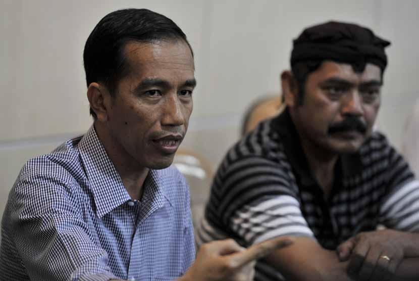 Jokowi Diprotes Walikota Solo