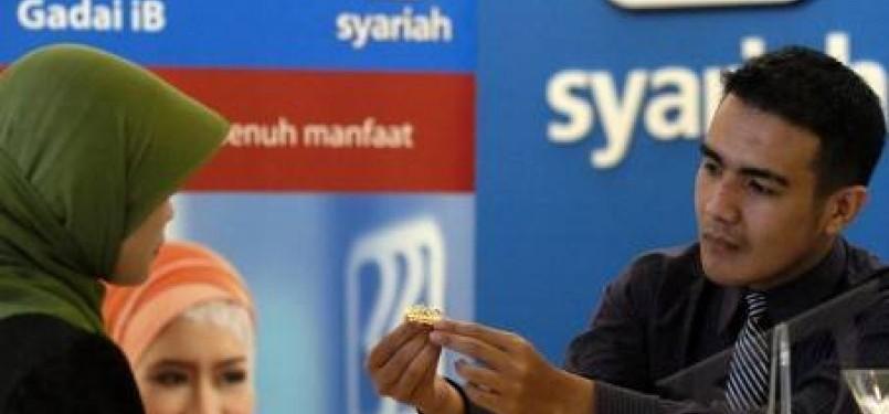 Gadai emas di BRI Syariah
