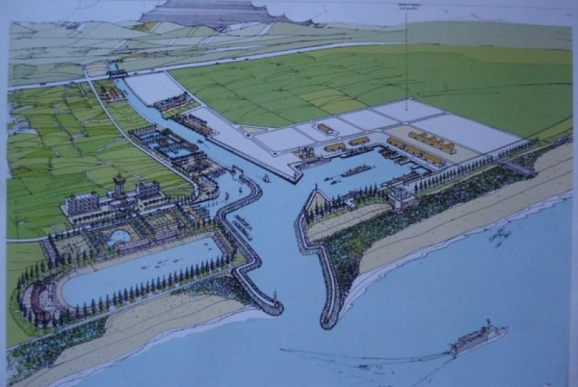 Pelabuhan Tanjung Adikarto Dibangun 2019