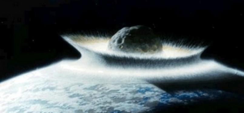 Gambaran ramalan hari kiamat di akhir 2012