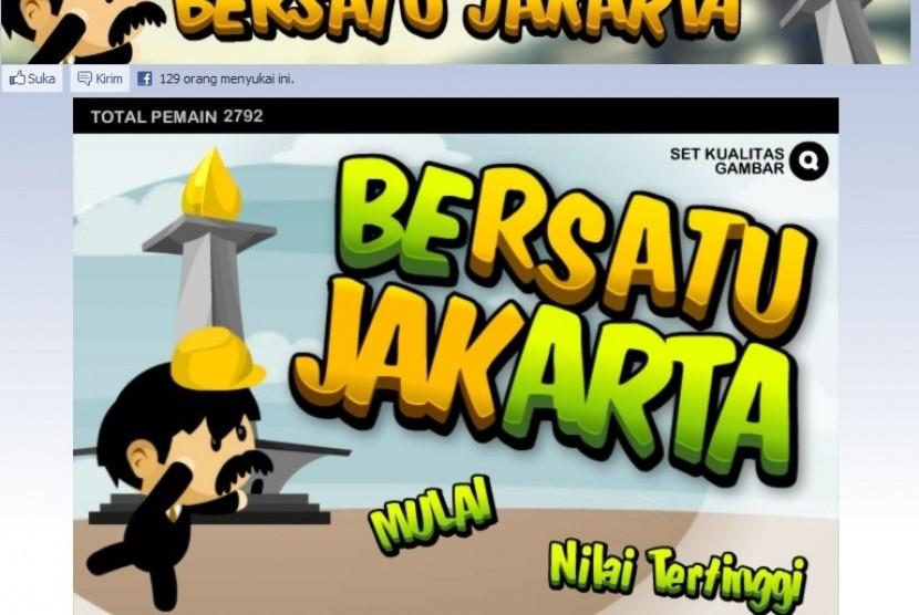 Game Online Bersatu Jakarta