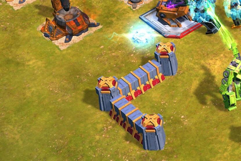 Game Transformer: Earth Wars