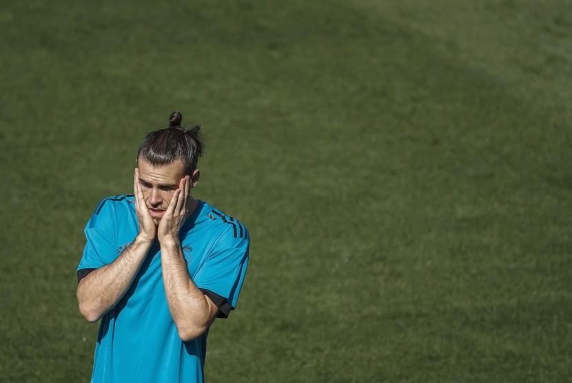 'Gareth Bale Kemungkinan Tetap di Madrid'