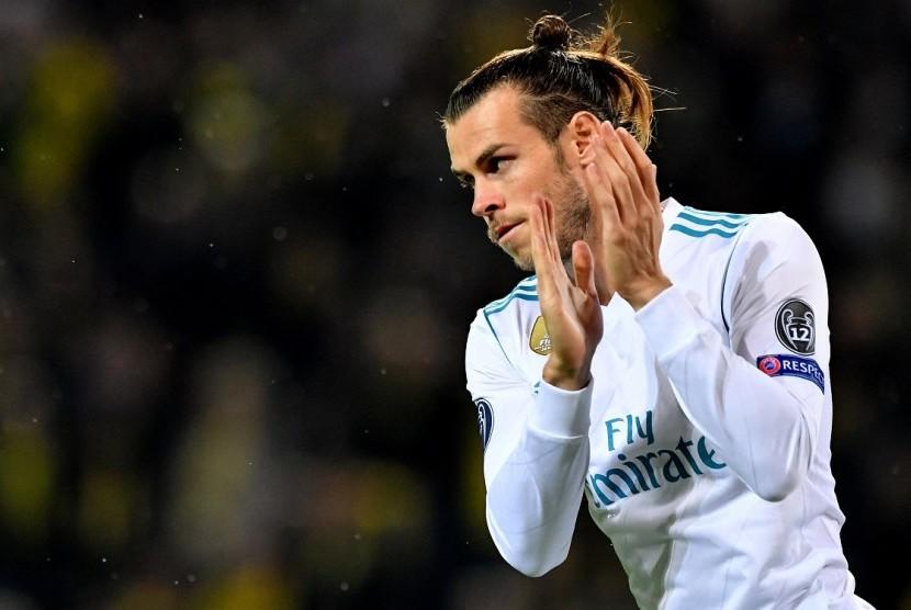 MU Siap Boyong Gareth Bale