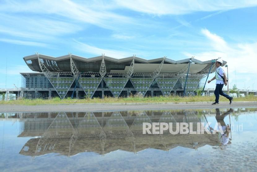 West Java International Airport, Majalengka Kertajati, West Java..