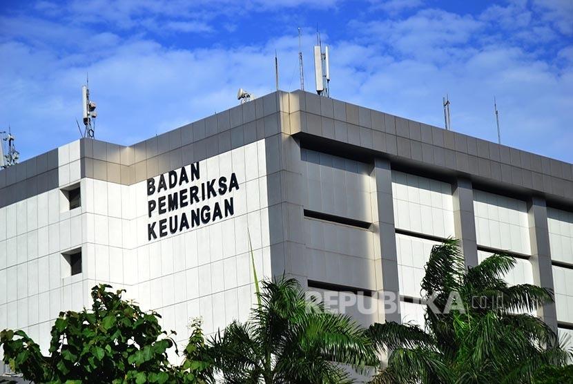 Gedung Badan Pemeriksa Keuangan