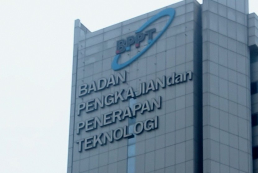 Gedung BPPT, jakarta