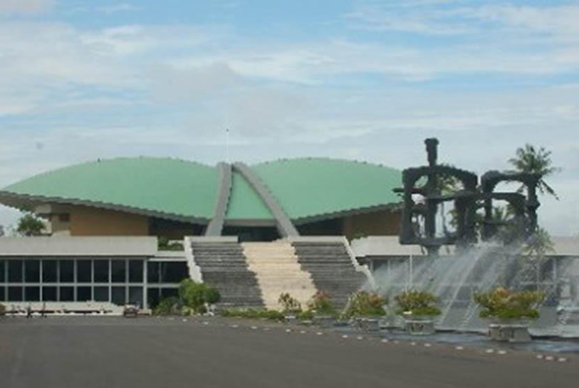 Hasil gambar untuk gedung dpr ri