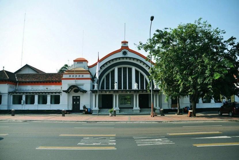 Gedung Kantor Filateli Jakarta