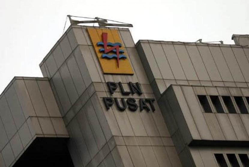 Gedung PT PLN Pusat