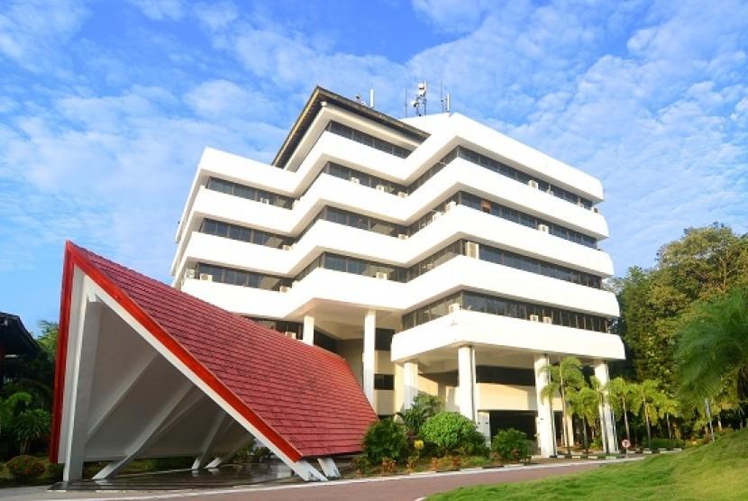 Gedung Rektorat Universitas Hasanuddin, Makassar (ilustrasi)