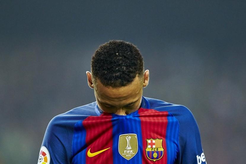 Gelandang Barcelona, Neymar Jr.