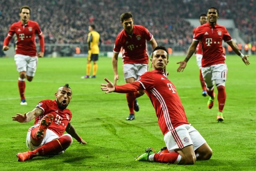 Muenchen Berpeluang Kunci Gelar Bundesliga Akhir Pekan Ini