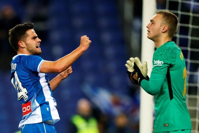 Kalah dari Espanyol, Valverde Akui Barca tak Efektif