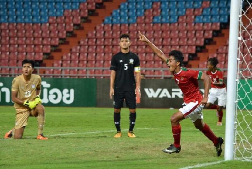 Fakhri Bangga Timnas U-16 Permalukan Tuan Rumah Thailand